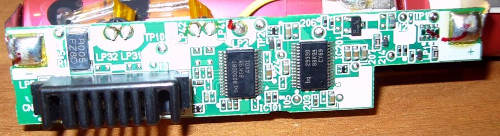 Toshiba PA3689U-1BRS reset sterownika i wymiana ogniw