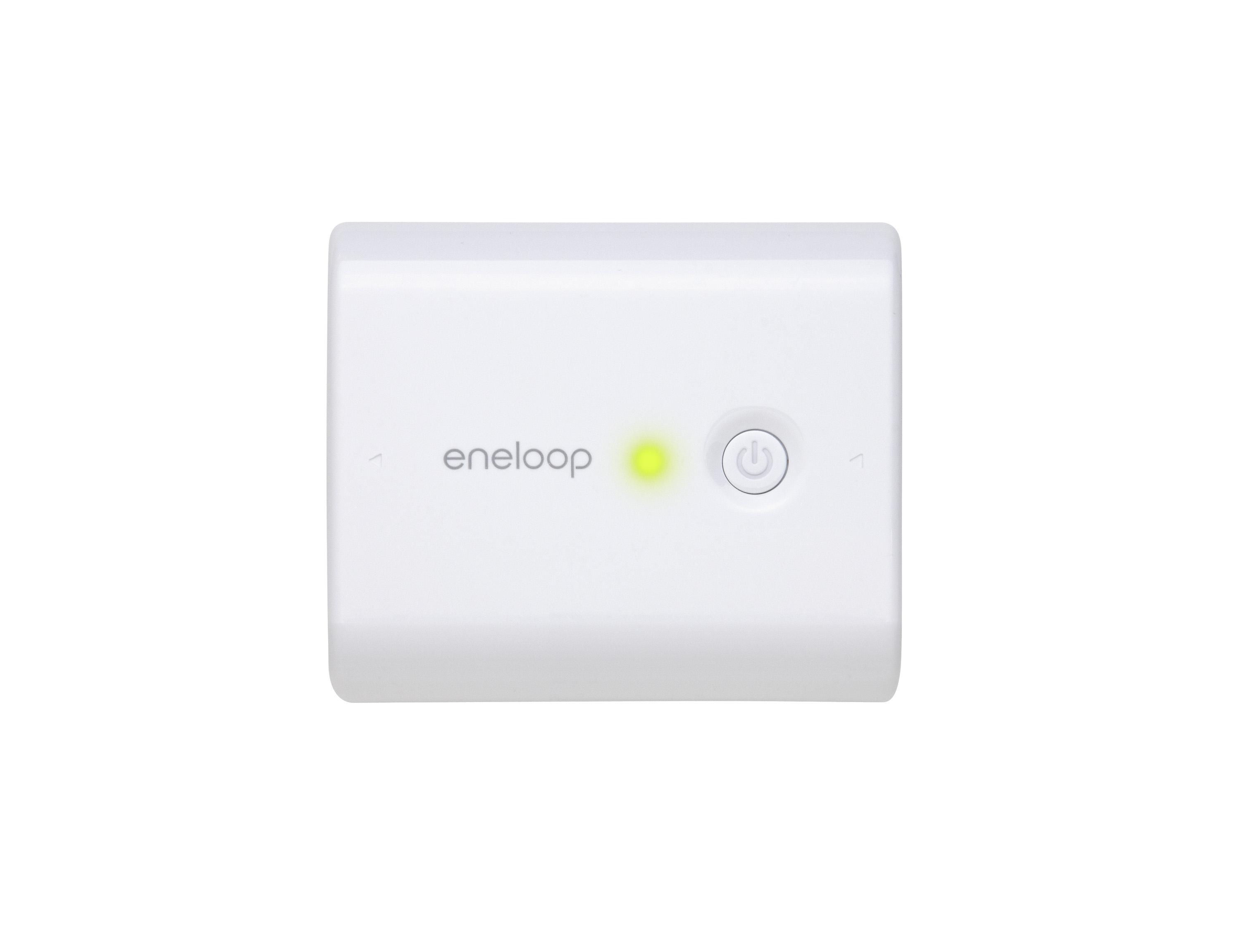 Eneloop KBC-L54D - przeno�na �adowarka USB z ogniwem 5400 mAh