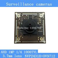 """Kamera płytkowa 1MP 1/4"""" NVP2431H+AR9712 uszkodzona?"""