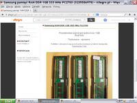 Gericom Hummer - Wymiana procesora i ramu.