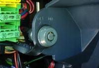 Stilo 1,9 JTD 115km - Wymiana akumulatora - alarm i błędy
