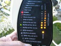 SCHWAIGER SAT SF-9000 plus miernik sygnału sat
