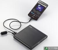 Logitec LDV-PMH8U2R - zewn�trzny nap�d CD-ROM dla Android?
