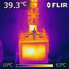 Termografia DIY? A dlaczego nie - termoscaner - eksperymenty