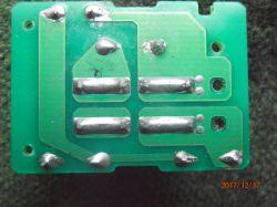 Sterowanie wentylatorem - niesprawne przez nieoryginalny bezpiecznik termiczny ?