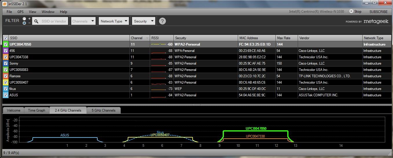 Thomson TWG870Ug - Po��czenie WIFI laptopa z routerem wolne.