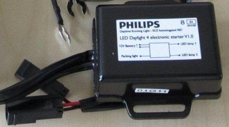 Philips DayLight 4 niesprawny modu�