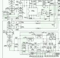 Philips 42PF9945/12 - Nie włącza się, klika przekaźnik