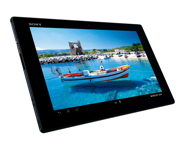 """Sony Xperia Tablet Z - 10"""" tablet o wadze 495 gram�w i grubo�ci 6,9 mm"""