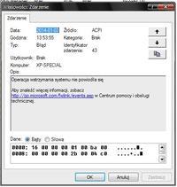 Windows XP nie przechodzi w stan wstrzymania (u�pienie)