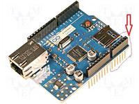 arduino shield - listwa, wtyk z goldpinami