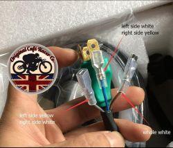Światła do jazdy dziennej i kierunkowskazy LED
