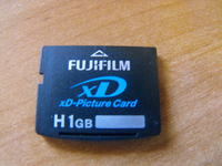Blad odczytu karty pami�ci z aparatu fotograficznego