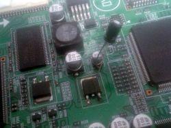 Samsung Syncmaster 910MP - Composite Video - brak kolorów i zakłócenia