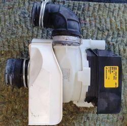 Zmywarka Electrolux ESF8585ROX - nie grzeje wody