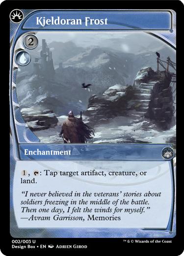 Kjeldoran Frost