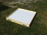 Kolektor słoneczny - podgrzewanie wody w małym basenie