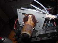 Ekspres Delonghi ESAM 3300 - przecieka urządzenie zaparzające