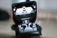 [ROZWIĄZANY] Wymiana baterii w golarce. Jak przyczepić kabelki do akumulatorka?