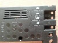Brandt WM 61200 - Blokada drzwi