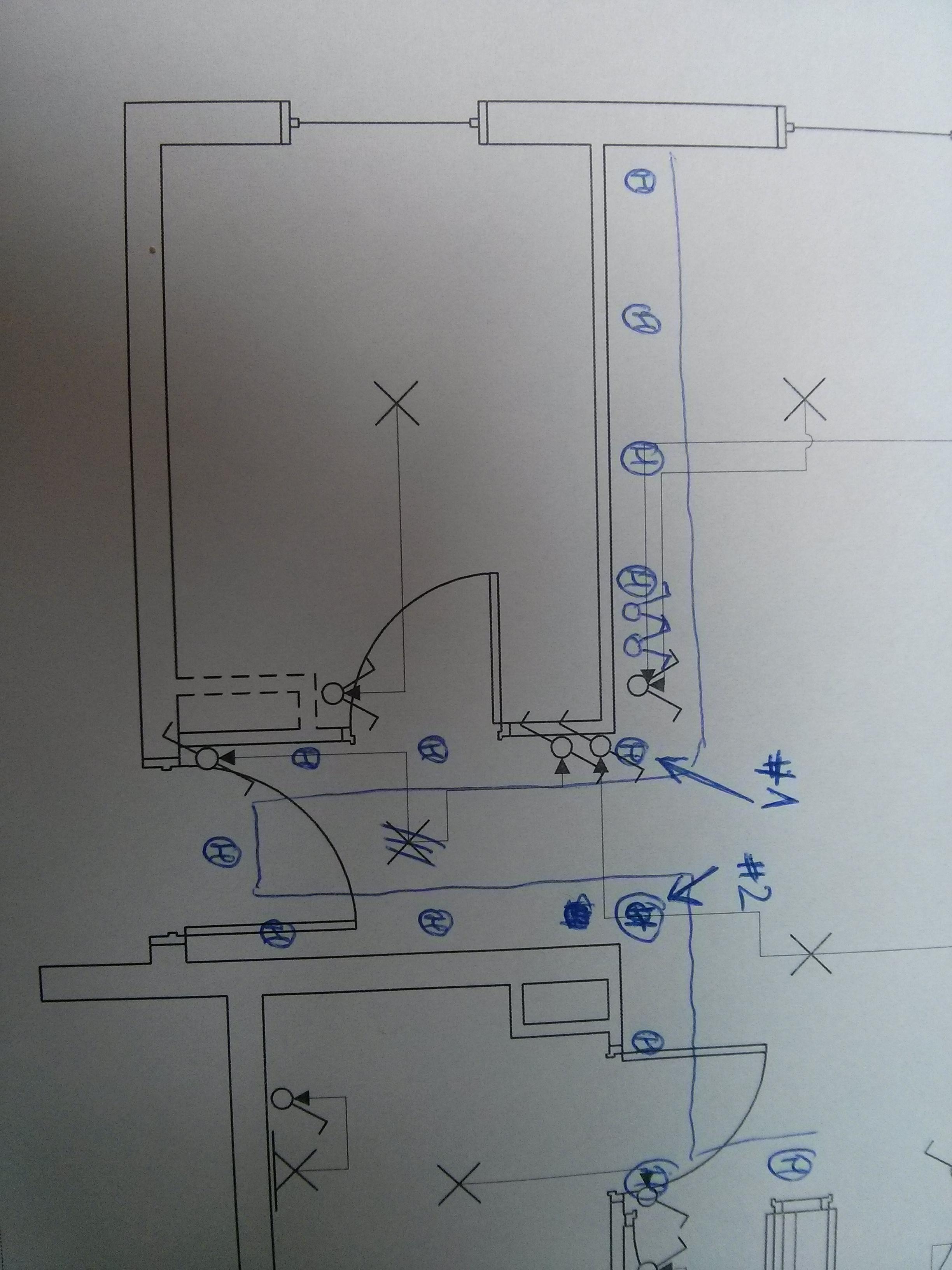Dwa wy��czniki jedna �ar�wka na zasadzie bramki OR