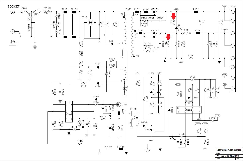 Delta eadp-45af b схема