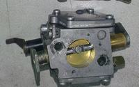 Wacker BS-600 - Silnik pracuje nie r�wnomiernie