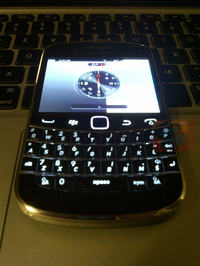 BlackBerry Bold Touch aka Dakota / Montana