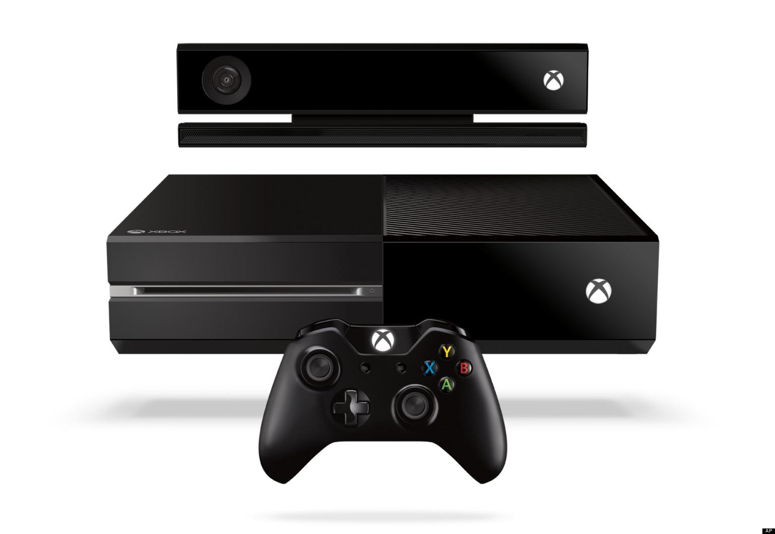 Xbox One - nowej generacji konsola do gier, nast�pca Xbox 360