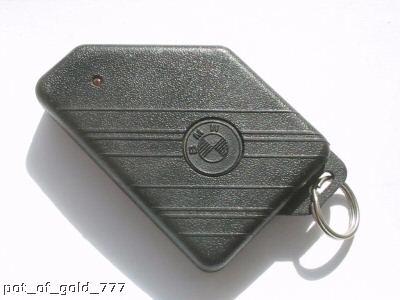 e36 - Oryginalny autoalarm dopasowanie pilota