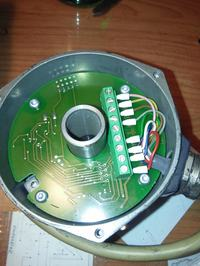 enkoder HOG8 DN 1024 TTL - Prośba o zdiagnozowanie usterki