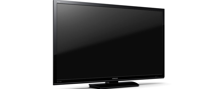 Hitachi L50-N1 - 50-calowy telewizor LCD z 2 portami USB