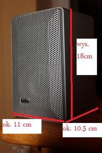 Jaki głośnik niskotonowy do tych monitorów?