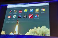 Google przedstawi� Chrome OS