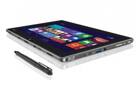 "Toshiba WT310 - tablet z 11,6"" ekranem Full HD i Windows 8 Pro"