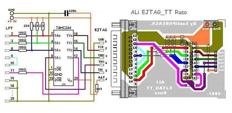 1 Скачиваем Программа Загрузчик Ali Tools 3329B