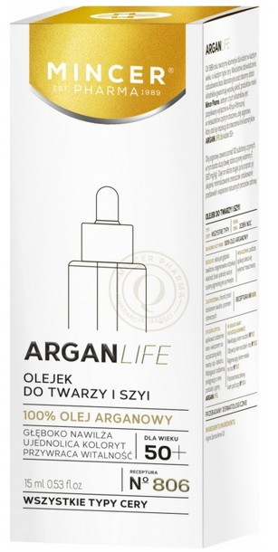 mincer argan life 100 reines bio argan l antifalten gesicht haare 15ml. Black Bedroom Furniture Sets. Home Design Ideas