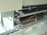 lanier 6425 spalony bezpiecznik F4