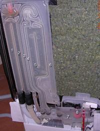 Zmywarka Bosch SGI45M15EU/35 - nie zmywa