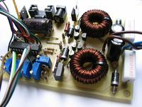 Szybka mikroprocesorowa ładowarka akumulatorków NiMH i NiCd
