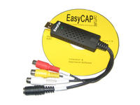 Easycap Capture Video Converter zawiesza komputer...