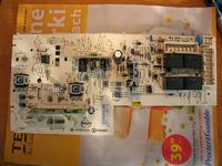 pralka indesit wia 82 spalony tranzystor w module