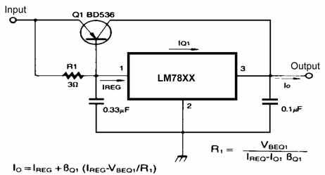 lm7812 stabilizator 6a jak zrobic