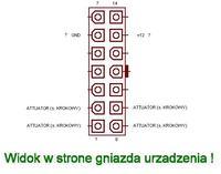Schemacik inst. gazowej LOVATO