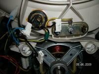 ARDO AE 1010 - powyrywane kable z grzałki i termostatu