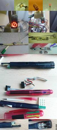 Długopis ściąga, nie piórnik, [ATmega8L, 128kB]