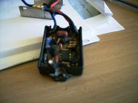 szlifierka kątowa King Craft KZW230B nie działa