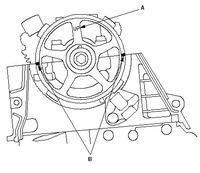 Schemat rozrządu oraz luzy zaworowe HONDA CIVIC 1.6 VTEC 02r