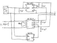 Wzmocnienie / konwersja sygnału z czujnika tlenu.