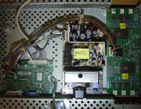 Gateway FPD 1830 - wyłącza się